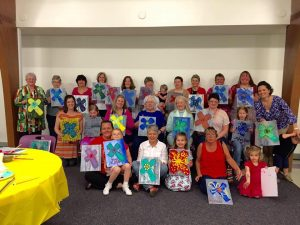 crosses and canvas event may 7 2016